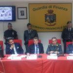 Usura: operazione 'ragnatela', cinque arresti della Gdf a Bari