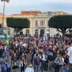 """Riace: presidio a R.Calabria, Legambiente """"avanti col sogno"""""""