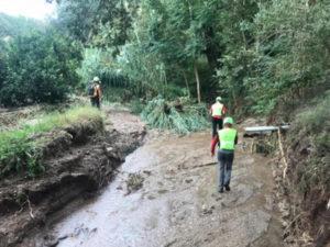 Maltempo: Calabria, ancora senza esito ricerche bambino disperso
