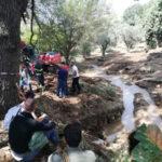 """Maltempo: Protezione civile Calabria, """"grazie ai volontari"""""""