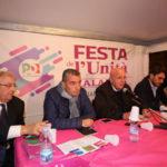 Pd: Oliverio ha concluso la Festa dell'Unità a Rogliano
