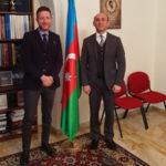 Confindustria: Rossi incontra l'Ambasciatore dell'Azerbaijan