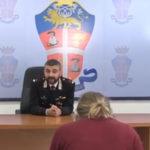 Carabinieri: cambio al vertice della Compagnia di Tropea