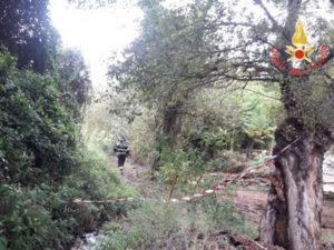 Maltempo: acqua uscita da canale ha travolto mamma e figlio morti