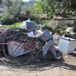 Rifiuti: discarica abusiva scoperta a Cosenza, una denuncia