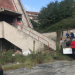 Cosenza: sgomberato dalla Polizia Locale il Palazzetto di Casali