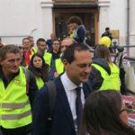 "Sanita': Marrelli Hospital, Siclari (FI) ""tutelare posti lavoro"""