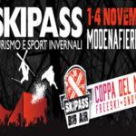 La Calabria a Skipass, il Salone del Turismo e degli Sport invernali