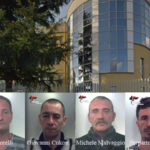 Furti: arrestati quattro rapinatori seriali dai carabinieri Lamezia