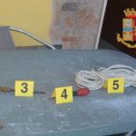 Furti: ruba in una villa 25enne arrestato dalla Polizia a Reggio