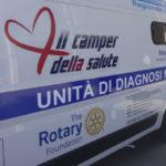 """Lamezia, vaccini antinfluenzali gratuiti con il """"Camper della Salute"""" del Rotary"""