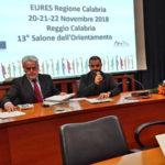 Presentato Euroskillsal Salone dell'Orientamento di Reggio Calabria