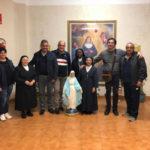 La Fidelitas ha restaurato la statua della Madonna
