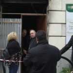 Racket: arcivescovo visita negozio incendiato a Reggio Calabria