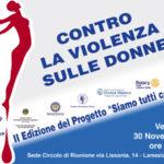 Lamezia: violenza donne iniziativa della Fidapa e associazioni