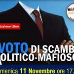 """Lamezia: Meetup 5 Stelle e """"Il Voto di scambio politico mafioso"""""""
