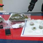 Droga: 2 arresti in flagranza reato nel week-end a Soverato