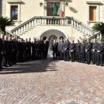 Carabinieri: Generale Luigi Robusto consegna Medaglia Mauriziana