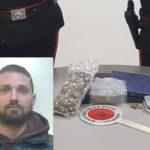 Droga: trovato con 100grammi di marijuana 36enne arrestato a Palmi