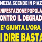 Lamezia: costituito il comitato Basta Degrado, il 17 raduno in piazza