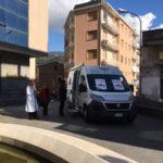"""Lamezia, al via campagna vaccini gratuiti con """"Camper Salute"""" Rotary"""