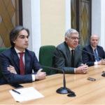 Aeroporti: Reggio punta al rilancio, firmata convenzione con Sacal