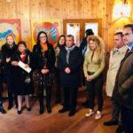 Comune Villa ricorda Giudice Daga visitando carcere Laureana