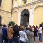 Lamezia: passeggiata storica degli alunni della Don Milani