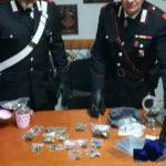 Droga: arrestato dai Carabinieri 19enne nel cosentino