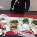 Droga: nasconde marijuana nel frigo, arrestato 40enne nel Catanzarese