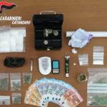 Droga: marijuana nell'auto, fidanzati arrestati a Catanzaro