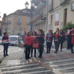 Violenza donne: flash mob a Lamezia per ricordare Adele Bruno