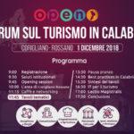 Turismo: secondo Forum Open Calabria Corigliano Rossano