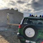 Abusivismo: costruzioni in area demaniale, sequestro a Isola C.R.