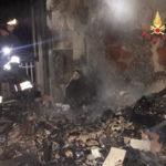 Incendi: fiamme in appartamento in Via Scaramuzzino a Lamezia
