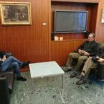 Provincia Catanzaro: Presidente ha salutato il colonnello Giovanni Rossitto