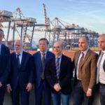 Porti: Gioia Tauro, delegazione cinese in visita a scalo e Autorita'