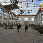 Maltempo: Crotone, 50 interventi vigili del fuoco