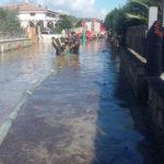 Maltempo: centinaia le villette allagate nel Catanzarese