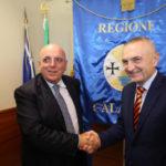 Celebrazioni Scanderbeg: presidente Albania ricevuto da Oliverio