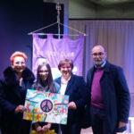 """Lamezia: """"Un poster per la pace"""", premiati al Pitagona gli alunni"""