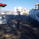 Bruciavano rifiuti, 7 netturbini denunciati nel Vibonese