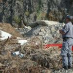 Sbancamento su area a vincolo ambientale, sequestro e denunce a Scalea