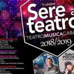 """San Giorgio Albanese: al via quarta edizione di """"Sere a Teatro"""""""