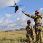 Esercito: addestramento congiunto Alpini-aviazione a Lamezia