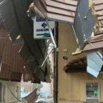 Maltempo: tromba d'aria scoperchia tetti case nel Crotonese