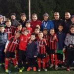 Adelaide Lamezia Milan Academy conclusi corsi con Giuseppe Pisani