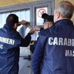 Sanita': i Nas sequestrano 8 poliambulatori a Reggio Calabria