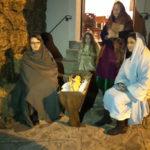Civita in scena seconda rappresentazione del presepe vivente
