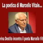 Lamezia: Caterina Destito incontra il poeta Marcello Vitale